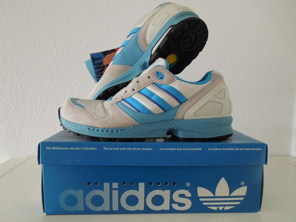 low priced 01cb2 ee1f4 adidas ZX 5000 C | New in Box 44 US 9.5 UK 9.5 Made in Germa ...