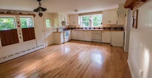 Kitchen Floor Refinishing | by photofarmer