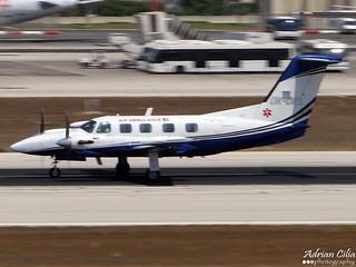 Air Ambulance.it --- Piper PA-42 Cheyenne III --- OK-OKL