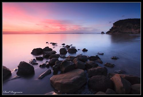 newzealand sunrise auckland northisland waiwera