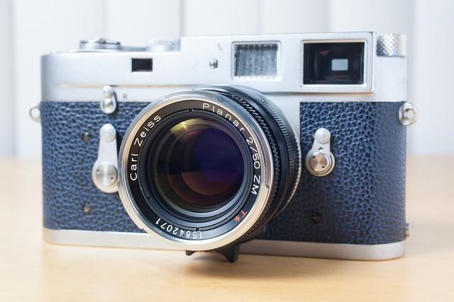 Leica M2 + Zeiss ZM 50 Planar
