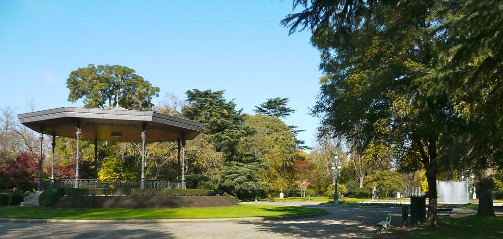 Toulouse, Haute-Garonne: jardin du Grand-rond. | Au XVIIIème ...