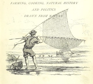 Image taken from page 9 of '[Life in Normandy: Sketches of French fishing, farming, cooking, natural history and politics drawn from nature. [By Walter Frederick Campbell. Edited by John Francis Campbell. With plates and a map.]]'   by The British Library