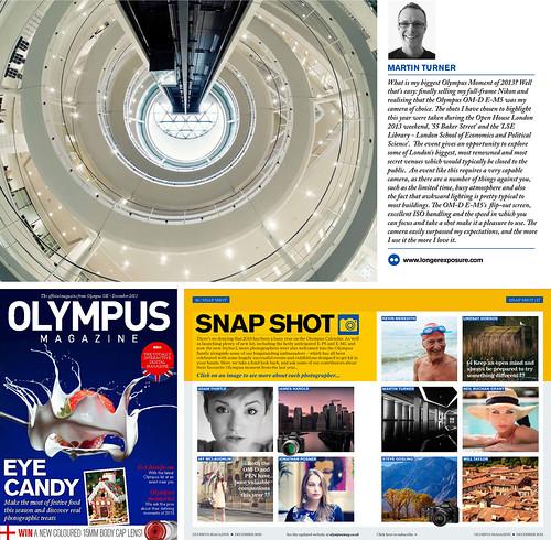 Olympus Magazine - December 2013
