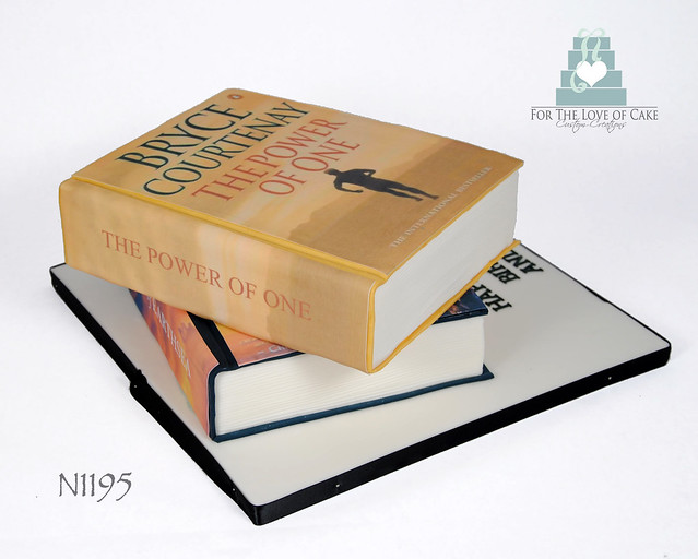 N1195-the-power-of-one-book-cake-toronto