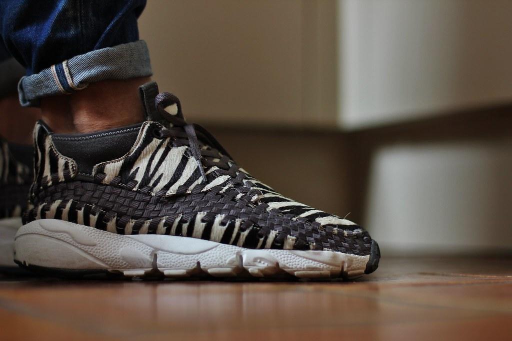 Footscape Woven Chukka Zebra   Mayor   Flickr