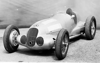 Mercedes-Benz W 125, 1937.