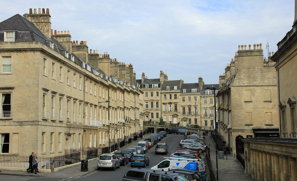 Bath 27-09-2013 | The City of Bath and the beautiful country… | Flickr