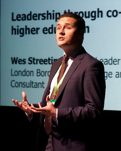Wes Streeting | by LFHE