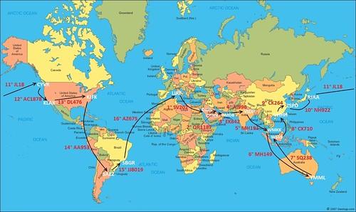 777 WORLD TOUR | by simonedestradisfsx