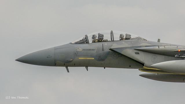 F15 Eagle Cruising