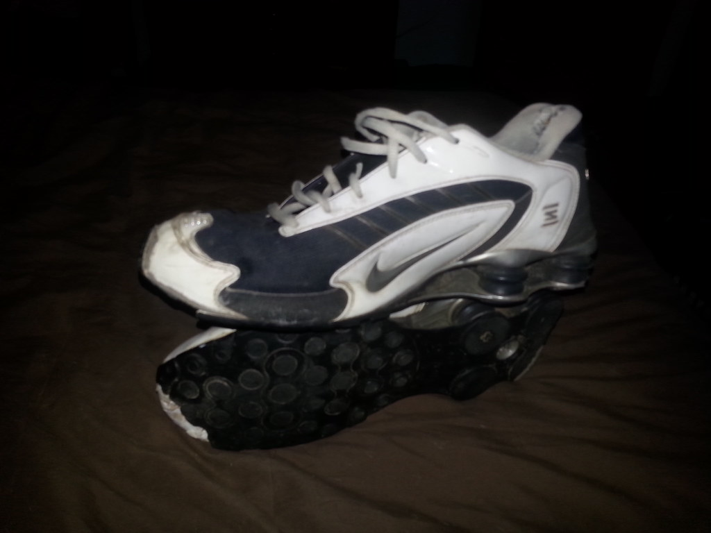 Some Hot Nike Shox Inferno I Got From An Awesome Guy Sz 1