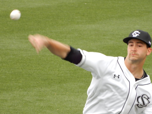 strong arm, Cody Morris
