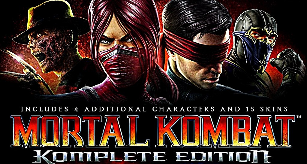 Mortal Kombat 9 2011 Komplete Edition - Sharp - Con 801p | Flickr
