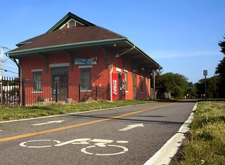 former Riverside train station (East Providence, RI) | by t55z