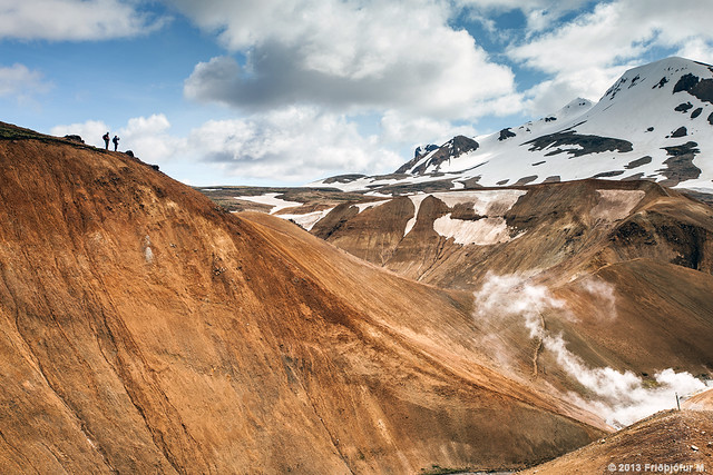 Visit Iceland or take a hike