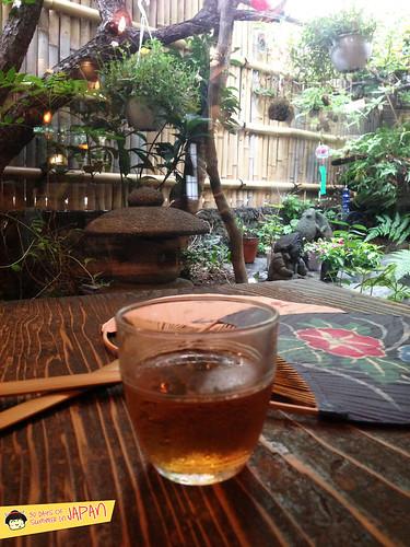 Wagashi - Tea Shop at Kanda Shrine 4 | by www.chubbychinesegirleats.com