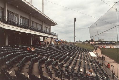 Third Base Seats, Alexian Field