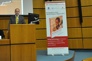 Launch of the  World Disasters Report 2013