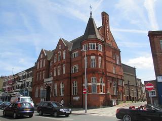 Battersea Libraray | by Reading Tom