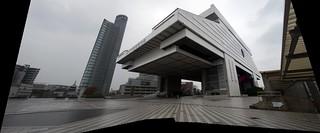Tokyo-Edo Museum Plaza   by sjrankin