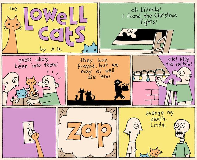 Laugh-Out-Loud Cats #2400