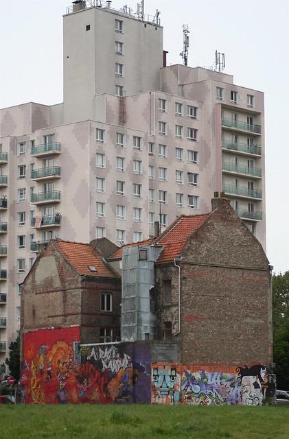 Contraste urbain