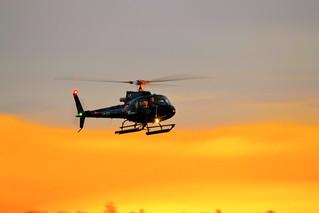 LN-OPB Eurocopter AS 350 B1