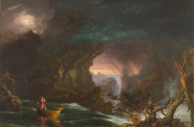 "d55ddeb31d Thomas Cole's ""The Voyage of Life"" at MWPAI » Munson Williams ..."