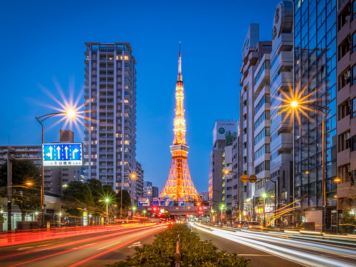 Tokyo Tower | by balbo42