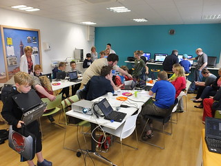 Blackpool CoderDojo 2 | by lespounder