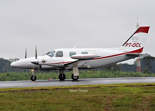 Piper PA-31T Cheyenne II -- HERCULES TAXI AEREO -- PT-OCL