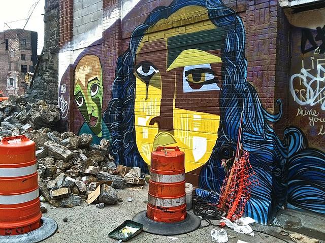 Harlem Street Art in Peril