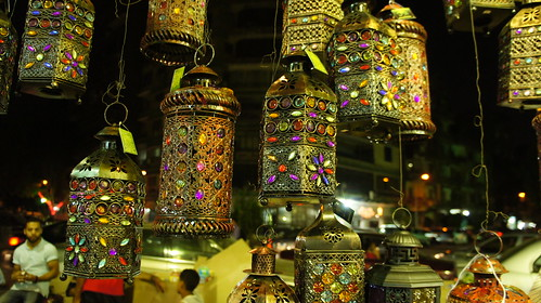 Chinese Ramadan Lanterns in Giza | by Kodak Agfa