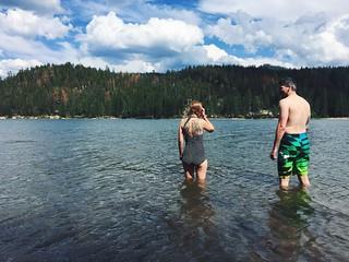 Scott and Alix at Hume Lake | by lady3jenn