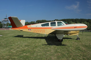 Beechcraft  Beech V35B Bonanza N550CV
