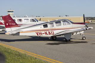 Kennedy Aviation (VH-KAU) Beechcraft G36 Bonanza at Wagga Wagga Airport
