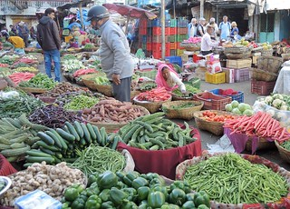 India (Udaipur) All are organic vegetables | by ustung