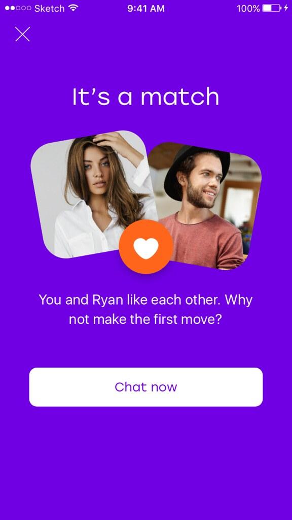 Badoo app match | Badoo match on the iPhone app 2017