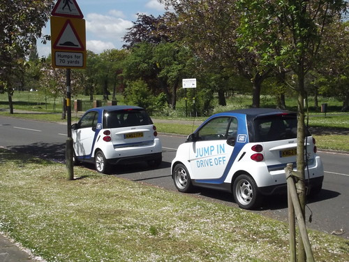 Car2Go - Woodbrooke Road, Bournville - Jump in Drive Off | by ell brown