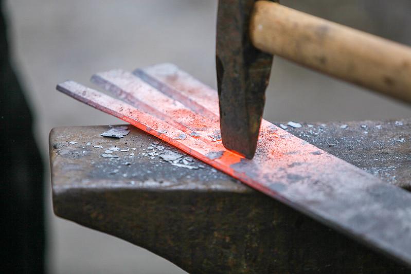 """""""blacksmithing"""