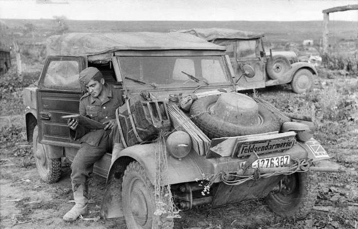 Војна полиција џип