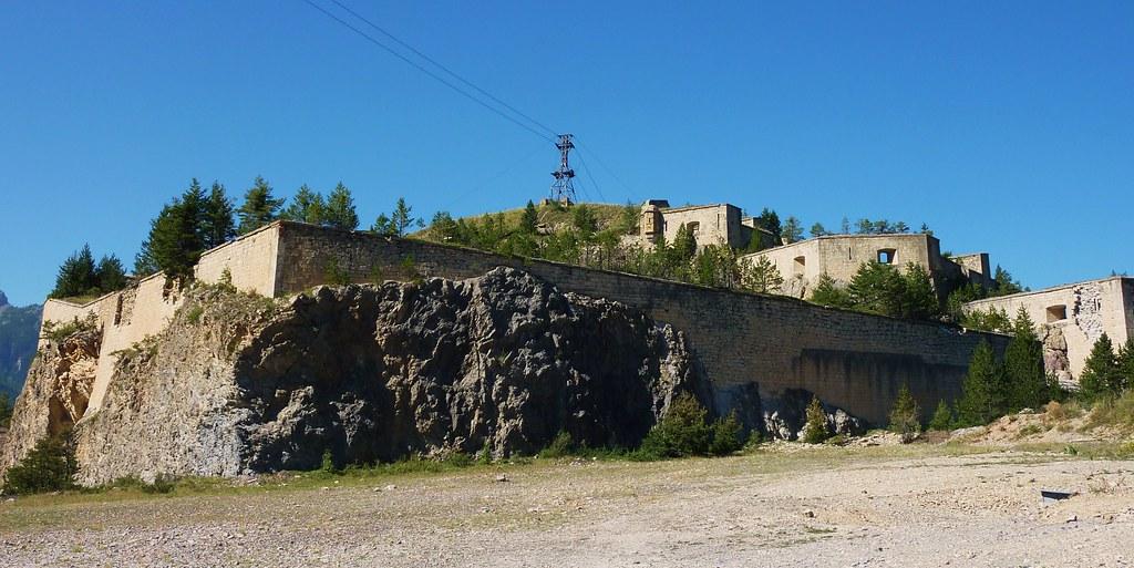 Briançon, Fort du Randouillet