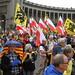 Kundgebung in Brüssel, 30.03.2014