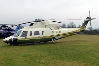 G-FULM - Cheltenham - 13 March 2015