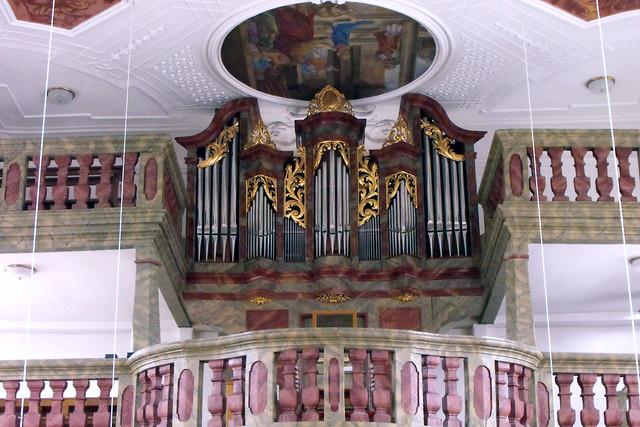 St. Laurentius und St. Mariä Himmelfahrt, Fridritt