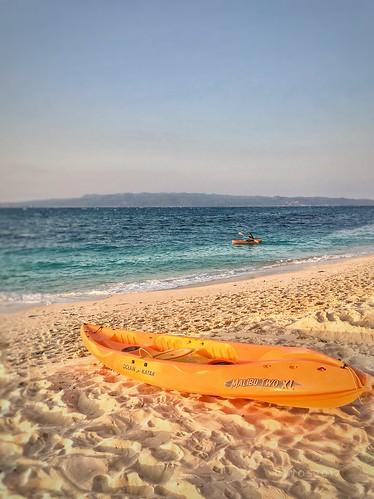 vitaminsea chillax afternoonwalk island puka pukabeach vacation sunset philippines beach boracay