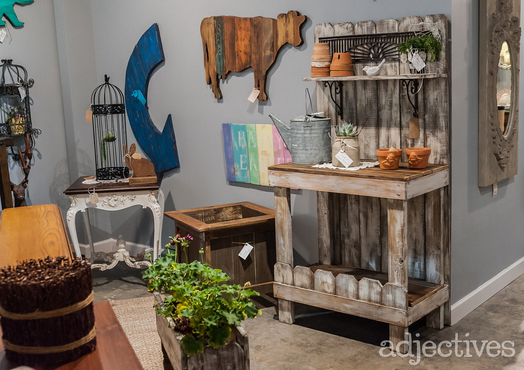 Adjectives Featured Find in Altamonte by The Front Porch, Reclaimed Forest and Gloria Marwick