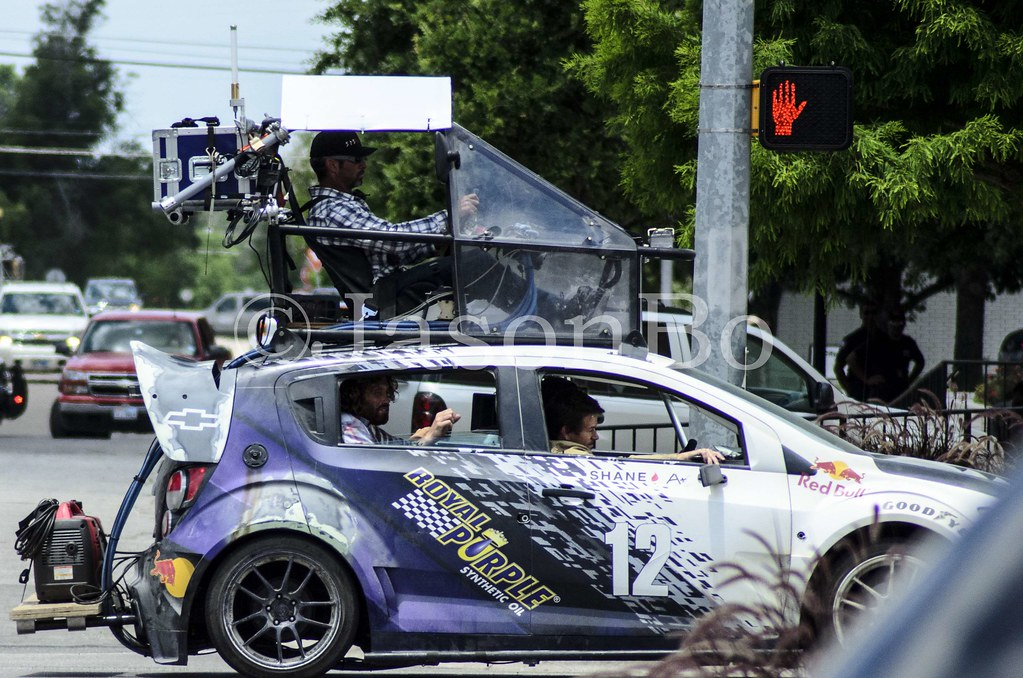 Chevy Sonic RS and Cast 6/13 | Transformers 4 set | Jason Bo
