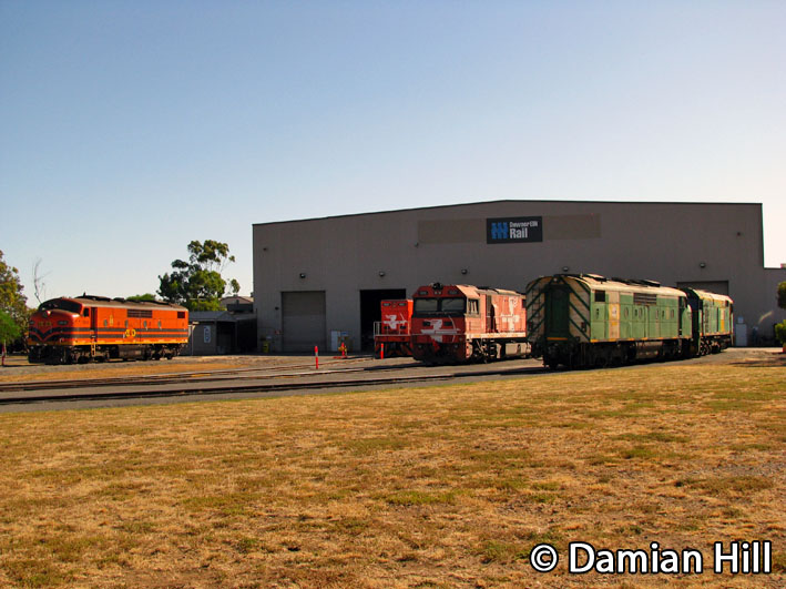 Motive Power Centre by baytram366